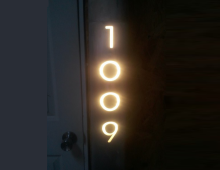 House number column
