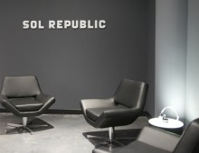 Sol Republic Sign